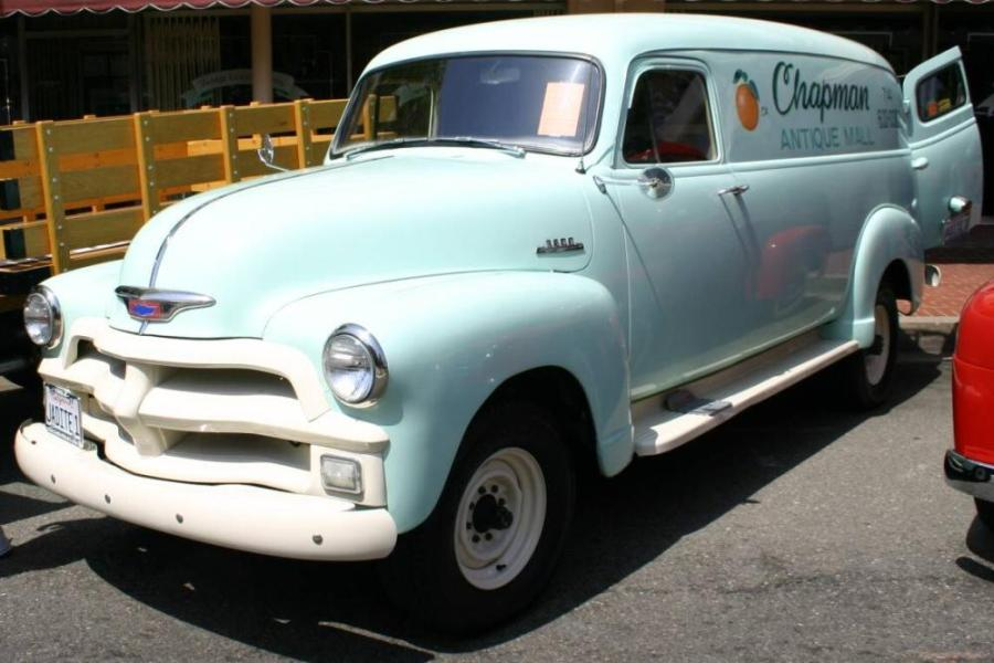 Chevrolet Panel Delivery #14