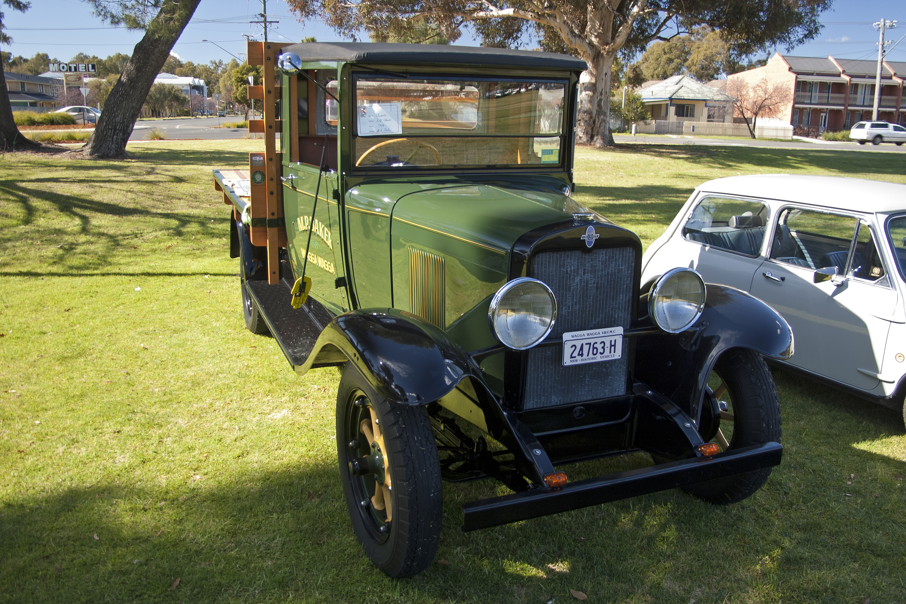 1929 chevrolet pickup information and photos momentcar