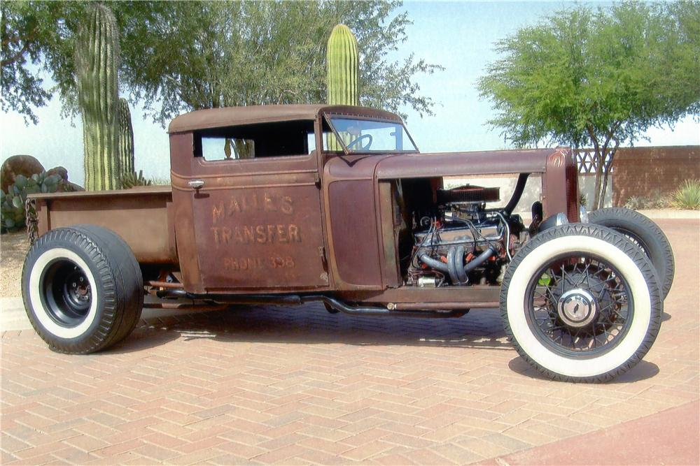 1931 Chevrolet Pickup Information And Photos Momentcar