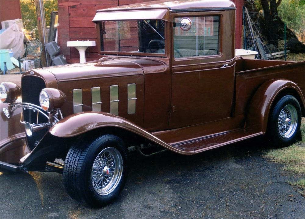 1933 Chevrolet Pickup - Information and photos - MOMENTcar