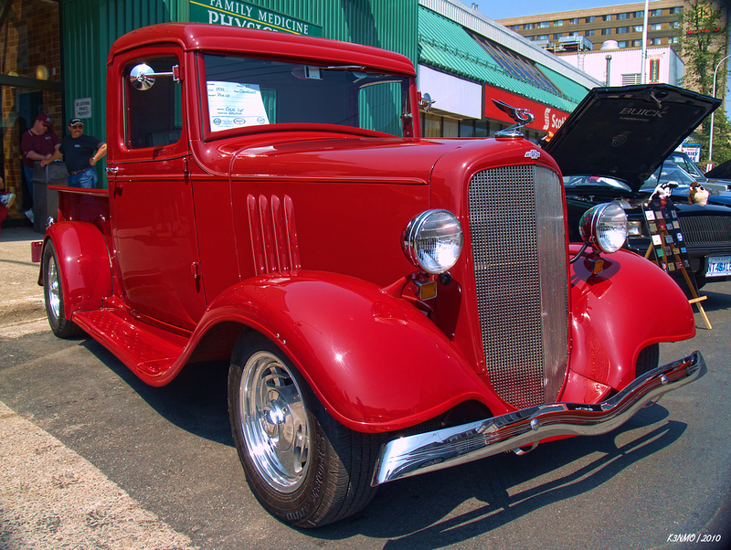 1934 Chevrolet Pickup - Information and photos - MOMENTcar