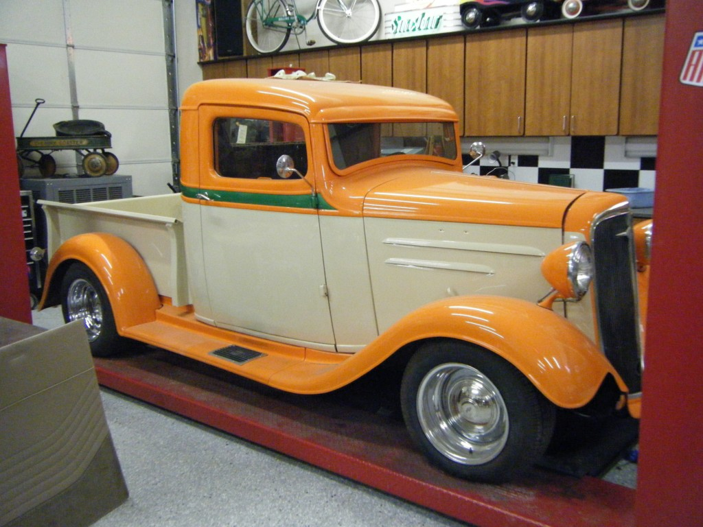 Chevrolet Truck 1935 Ides Dimage De Voiture Chevy Wiring Diagram Pickup Information And Photos Momentcar