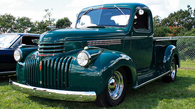 1942 Chevrolet Pickup Information And Photos Momentcar