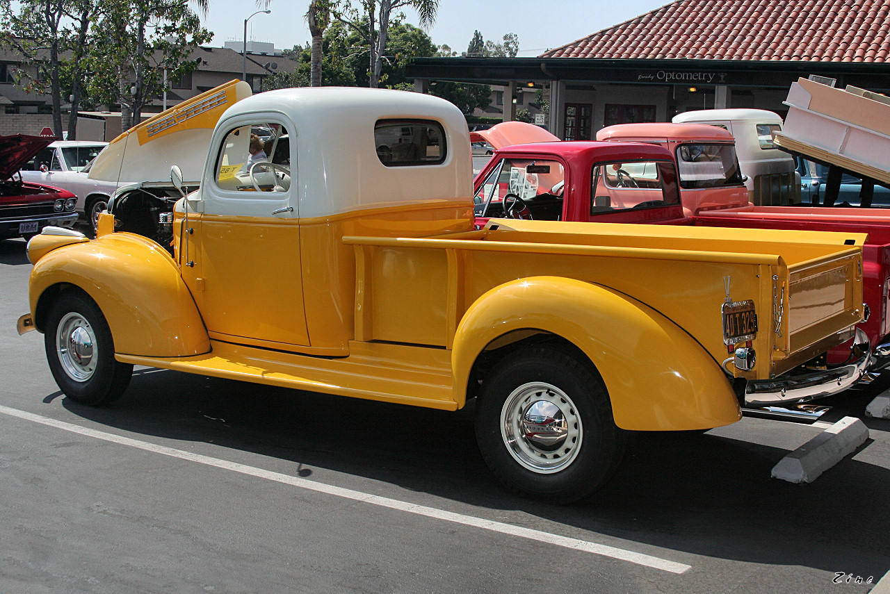 1942 Chevrolet Pickup Information And Photos Momentcar Electrical Wiring Diagram For 47 Truck 12