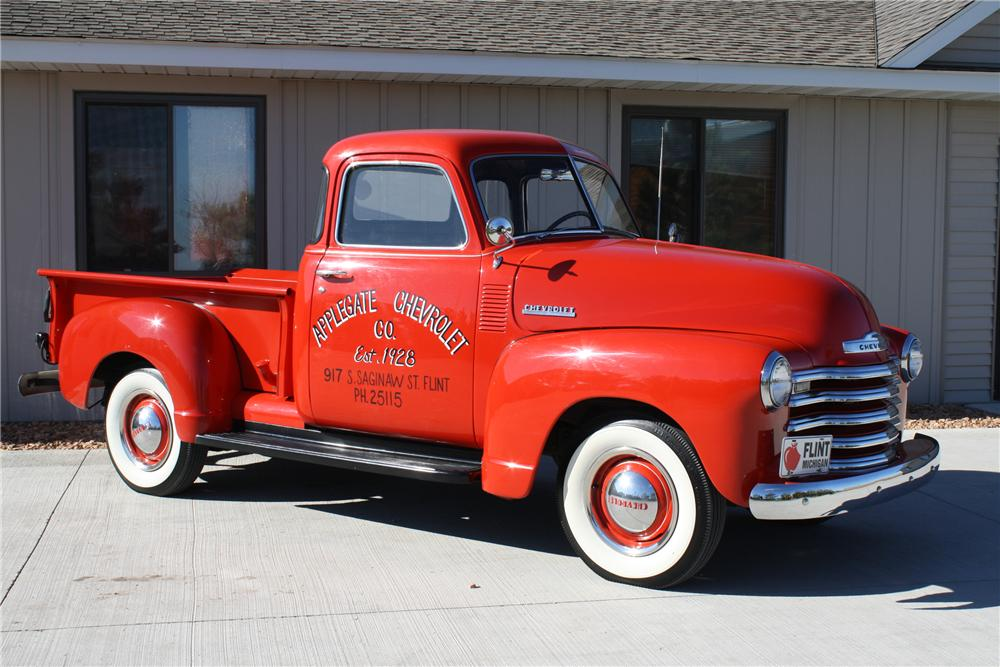 1948 Chevrolet Pickup - Information and photos - MOMENTcar