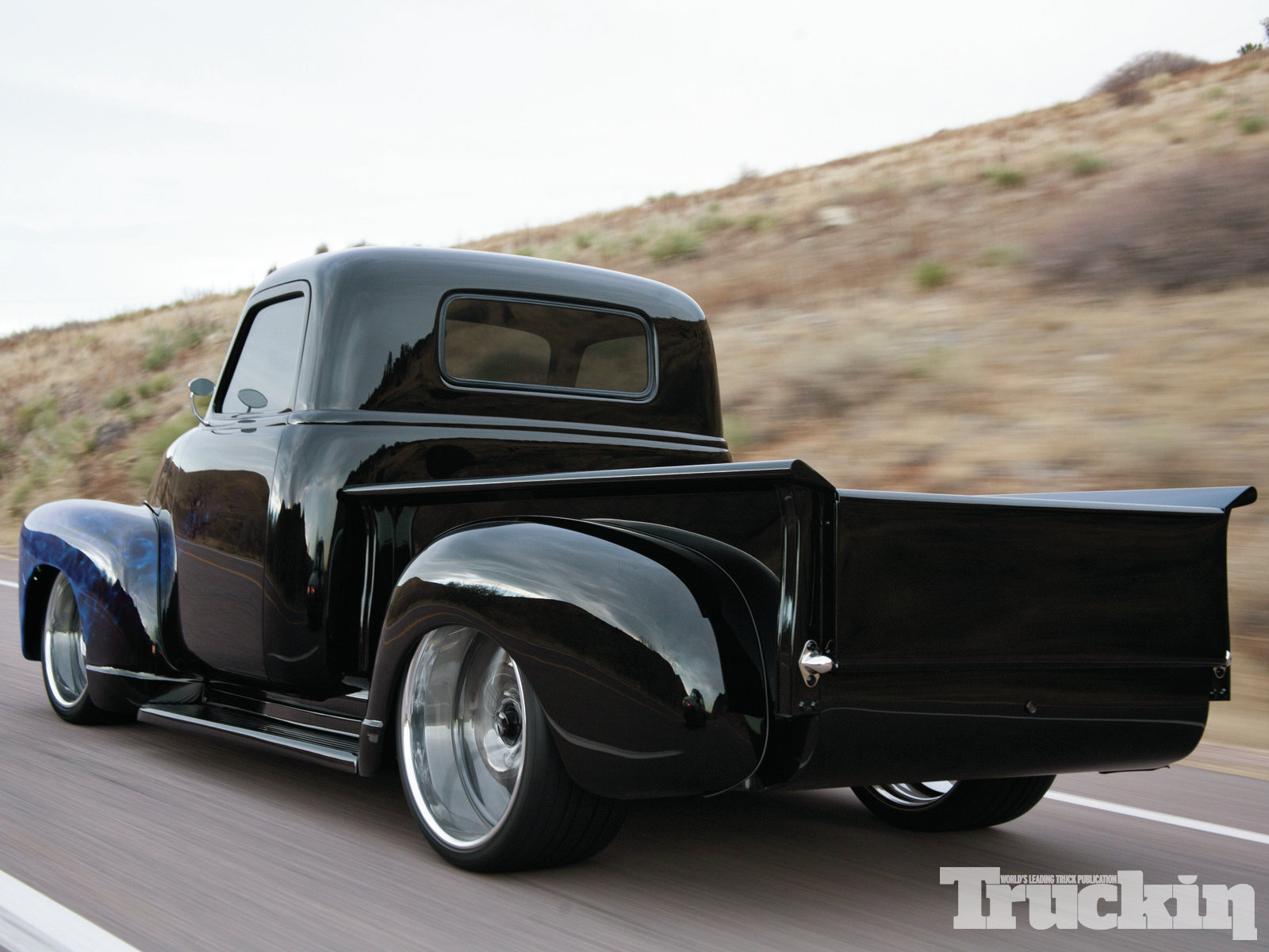 1951 chevrolet pickup information and photos momentcar. Black Bedroom Furniture Sets. Home Design Ideas