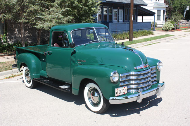 1951 Chevrolet Pickup - Information and photos - MOMENTcar