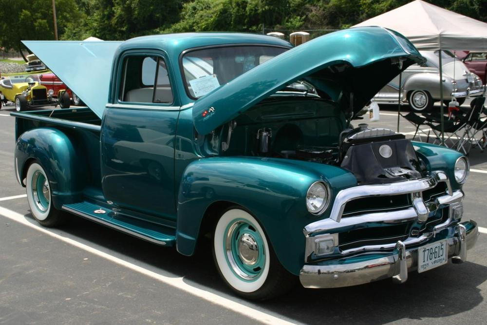 1955 1st Series Chevy Pickup For Sale