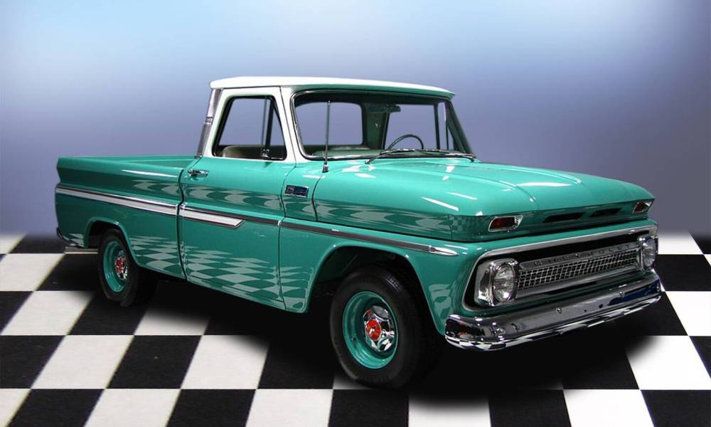 1965 Chevrolet Pickup - Information and photos - MOMENTcar