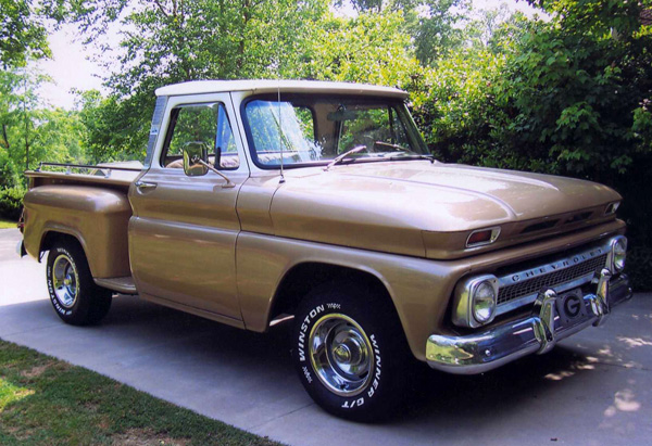 1966 Chevrolet Pickup Information And Photos Momentcar