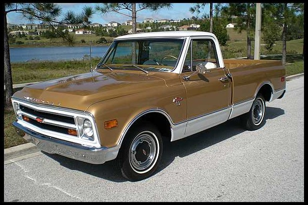 1968 Chevrolet CK 10 Series For Sale  Carsforsalecom