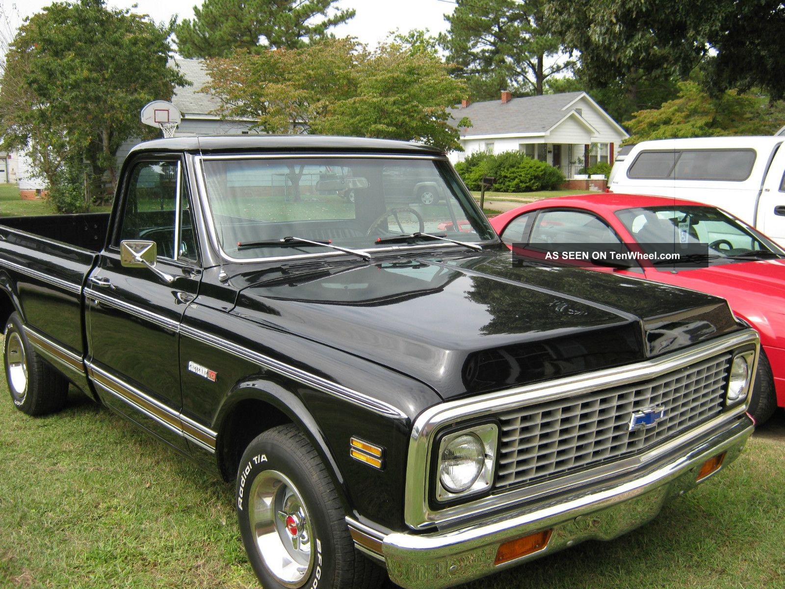 Fiat Of Scottsdale >> 1971 Chevrolet Pickup - Information and photos - MOMENTcar