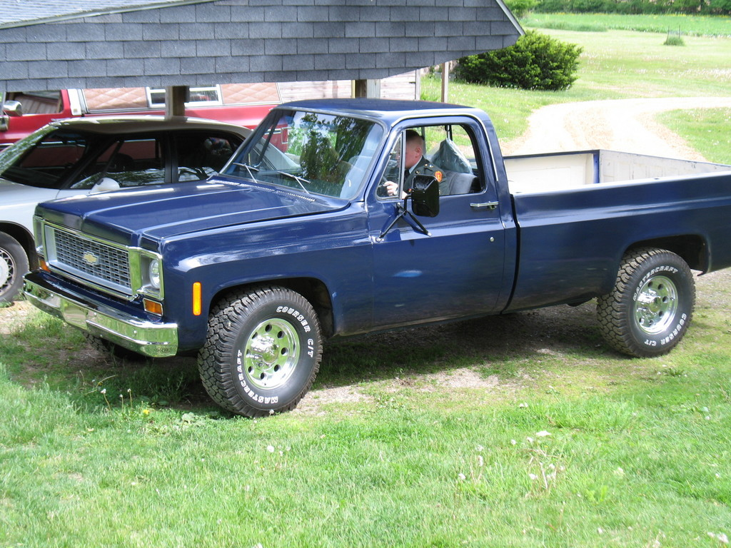 Pickup 74 chevy pickup : 1974 Chevrolet Pickup - Information and photos - MOMENTcar