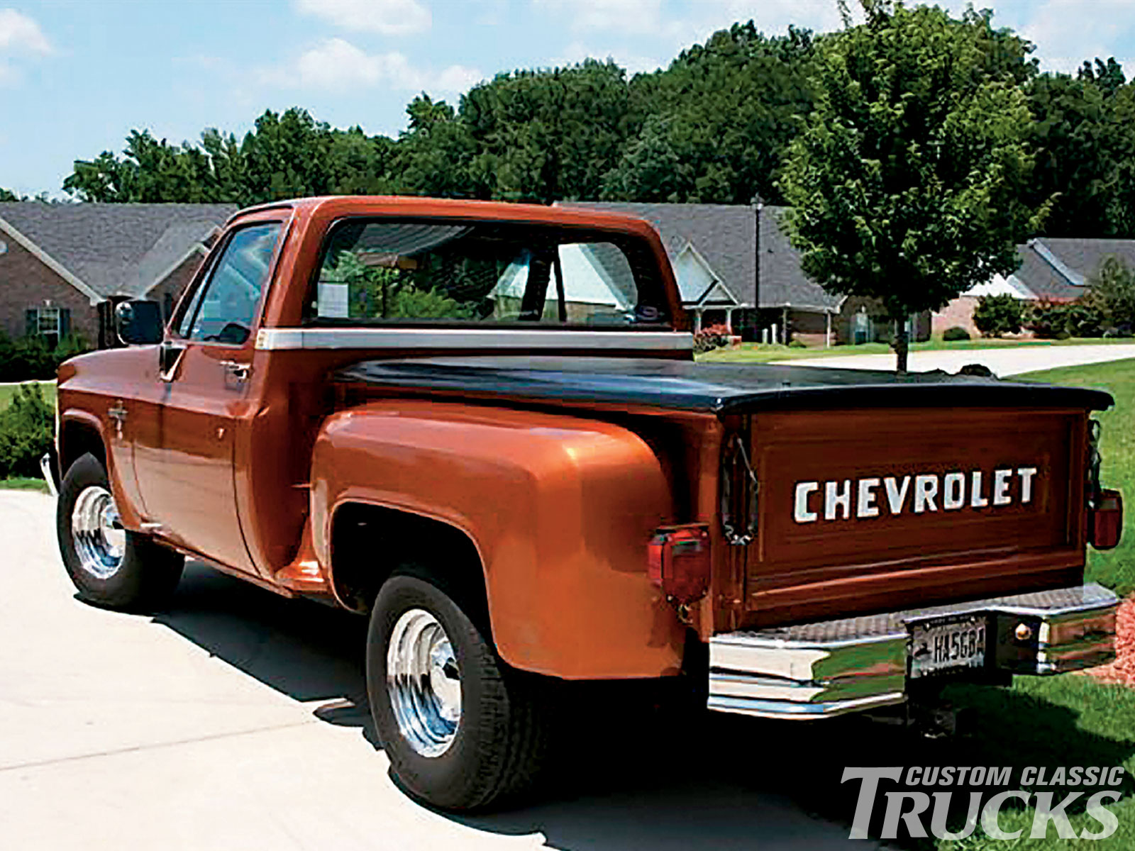 Chevrolet Pick Up 1982 >> Chevrolet Pickup 378px Image 3