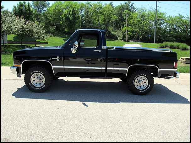 1987 Chevrolet Pickup - Information and photos - MOTcar