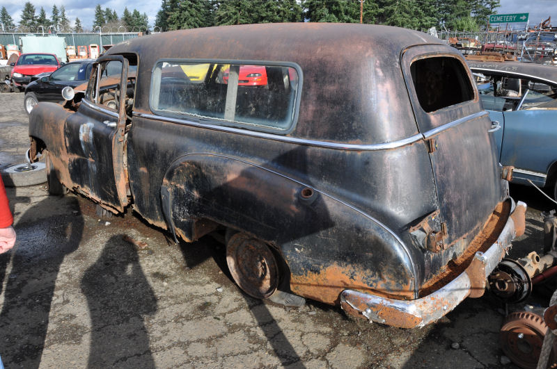 1944 Chevrolet Sedan Delivery - Information and photos