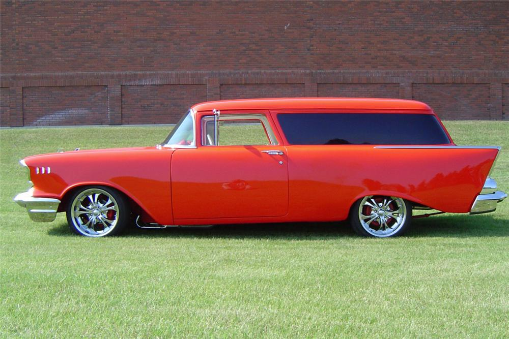 CHEVROLET SEDAN DELIVERY - 106px Image #3