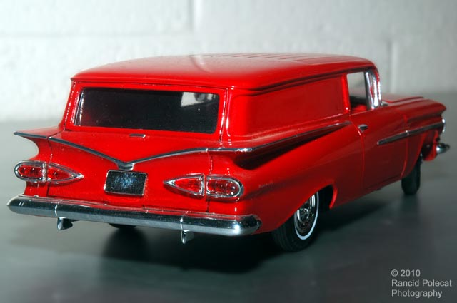 1959 Chevrolet Sedan Delivery - Information and photos - MOMENTcar