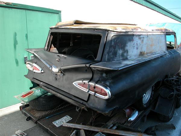 CHEVROLET SEDAN DELIVERY - 45px Image #7
