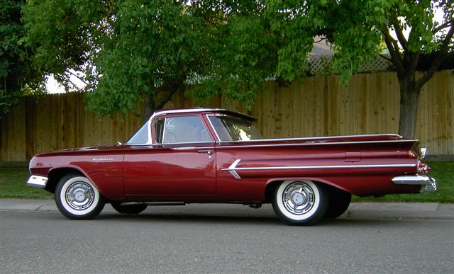 1960 Chevrolet Sedan Delivery - Information and photos ...