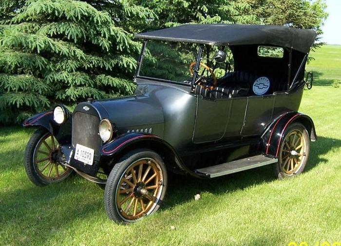 1920 Chevrolet Series 490 Information And Photos Momentcar