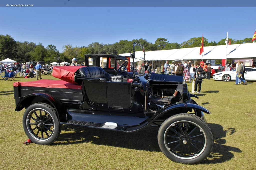 1921 Chevrolet Series 490 - Information and photos - MOMENTcar