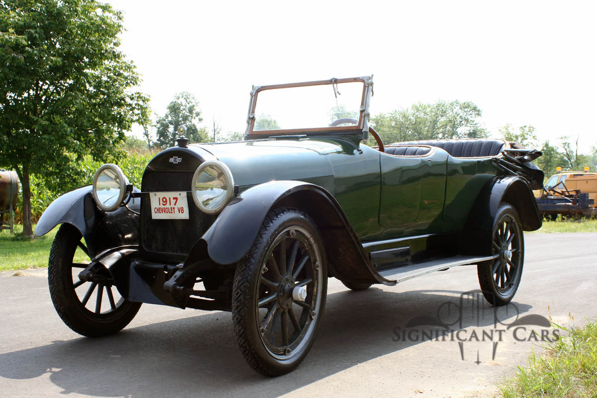 1917 Chevrolet Series D2 Information And Photos Momentcar