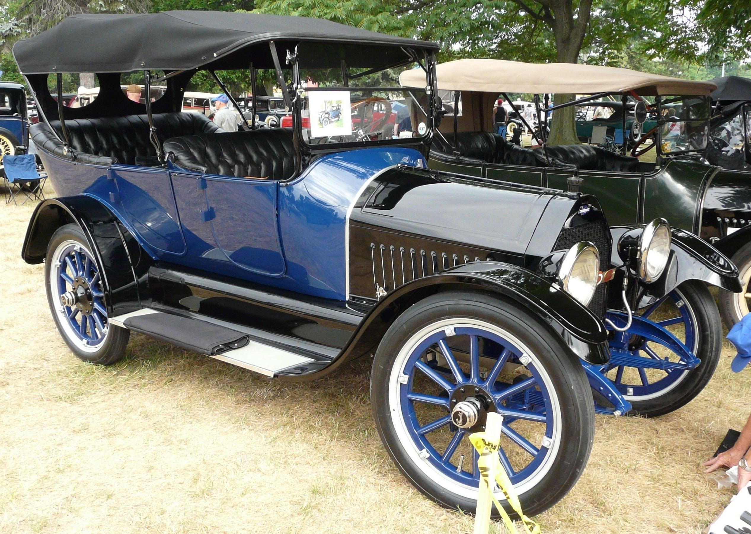 1920 Chevrolet Series FB - Information and photos - MOMENTcar