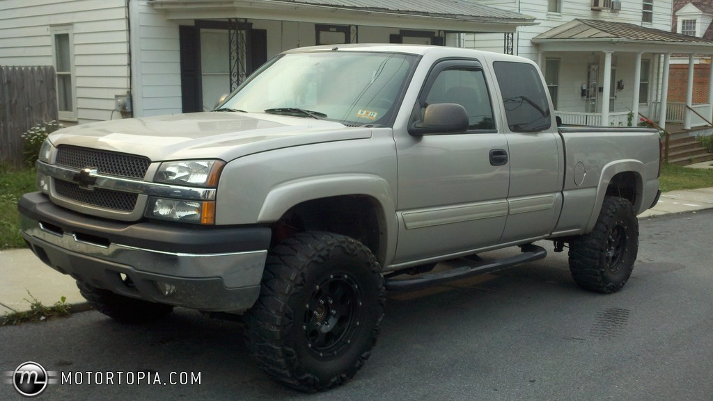 2004 chevrolet silverado 1500 information and photos momentcar. Black Bedroom Furniture Sets. Home Design Ideas