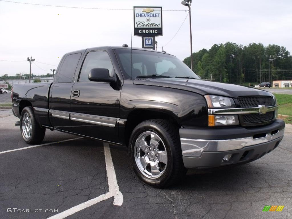 2005 chevrolet silverado 1500 information and photos momentcar. Black Bedroom Furniture Sets. Home Design Ideas