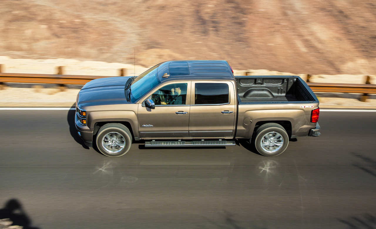 Chevrolet Silverado 1500 - Information and photos - MOMENTcar