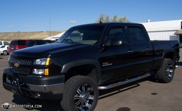 2005 chevrolet silverado 2500hd information and photos momentcar. Black Bedroom Furniture Sets. Home Design Ideas