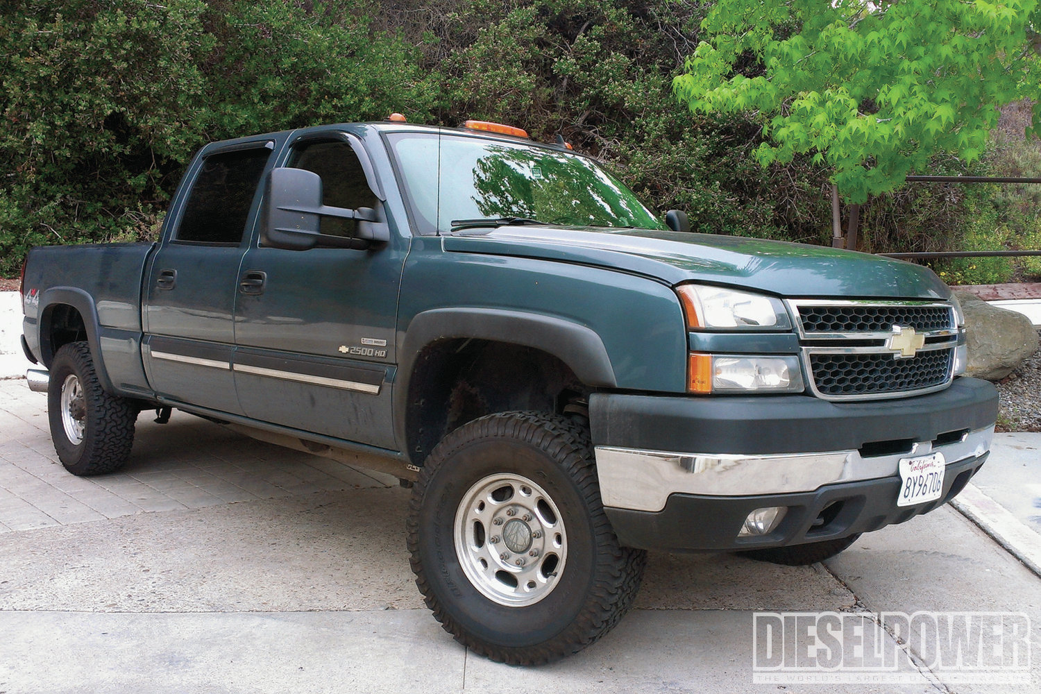 2011 Chevrolet Silverado >> 2007 Chevrolet Silverado 2500HD - Information and photos - MOMENTcar
