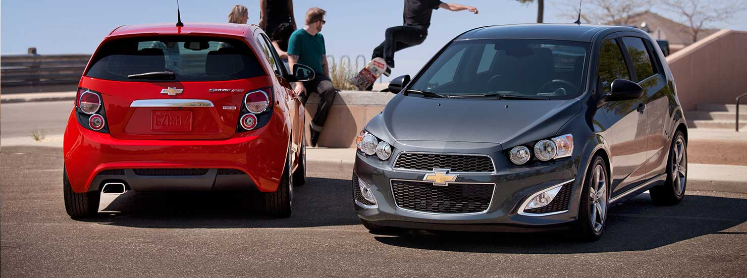 Chevrolet Sonic - Information and photos - MOMENTcar