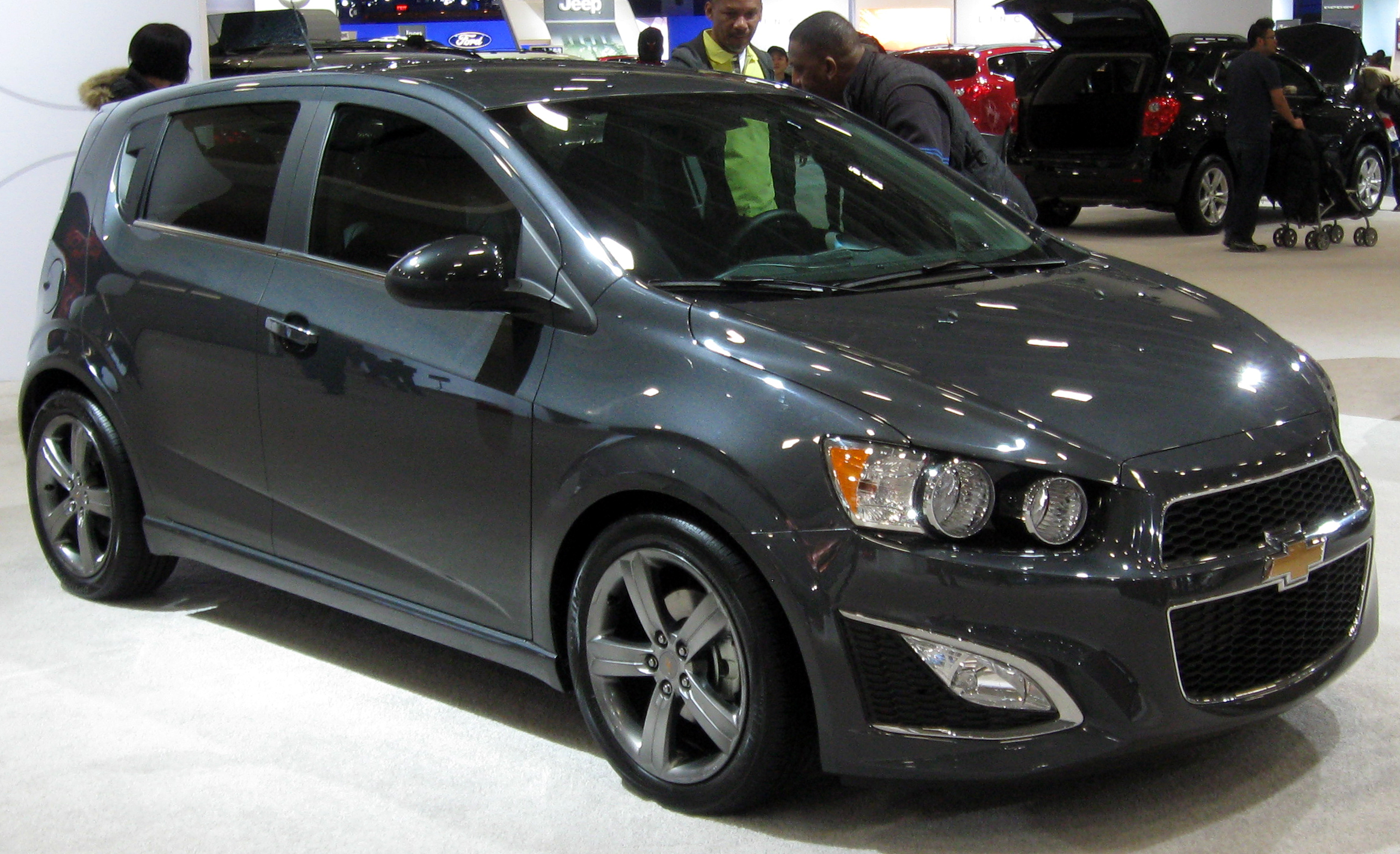Chevrolet Sonic RS #2