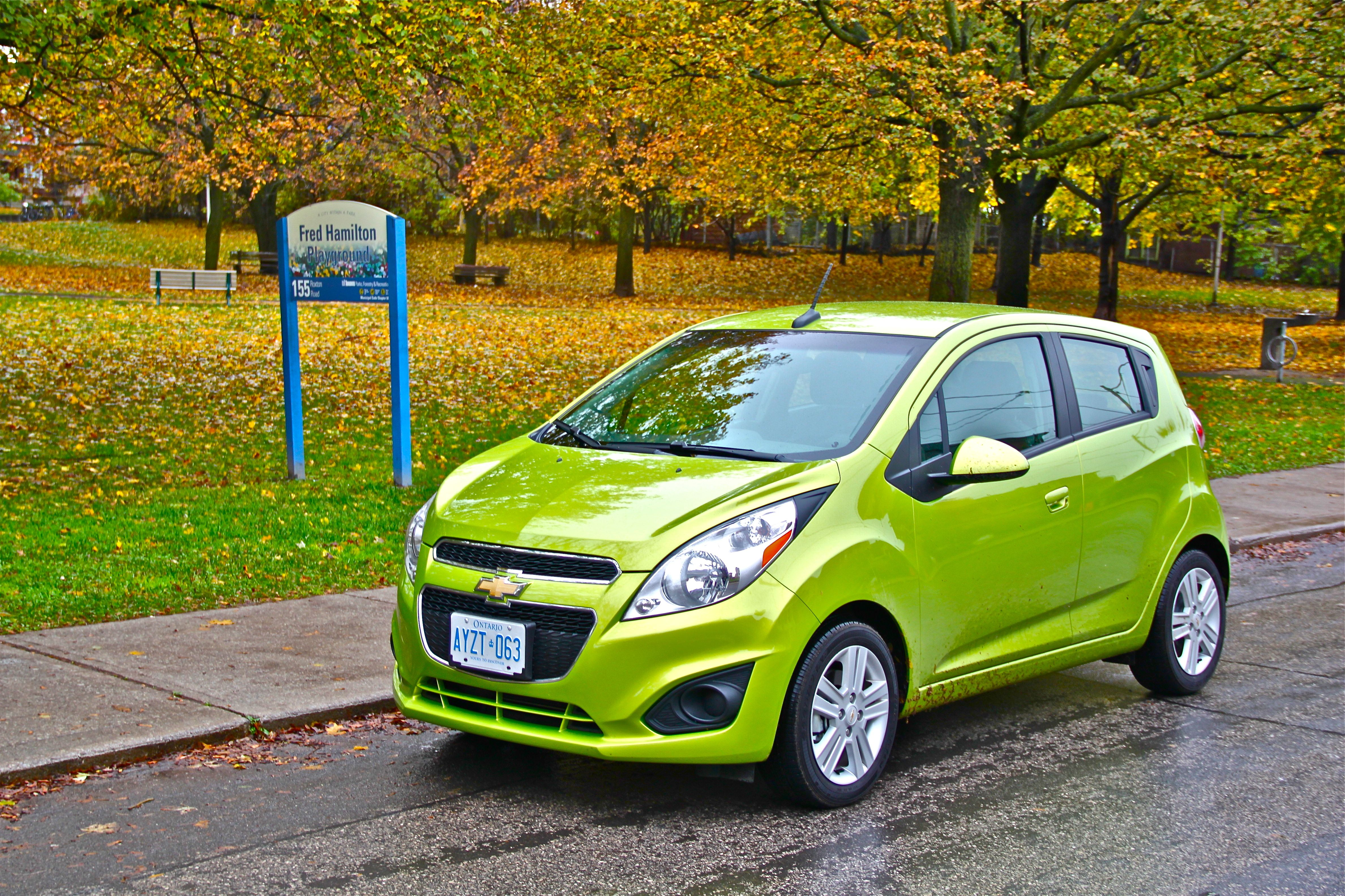 Chevrolet Spark  Information and photos  MOMENTcar
