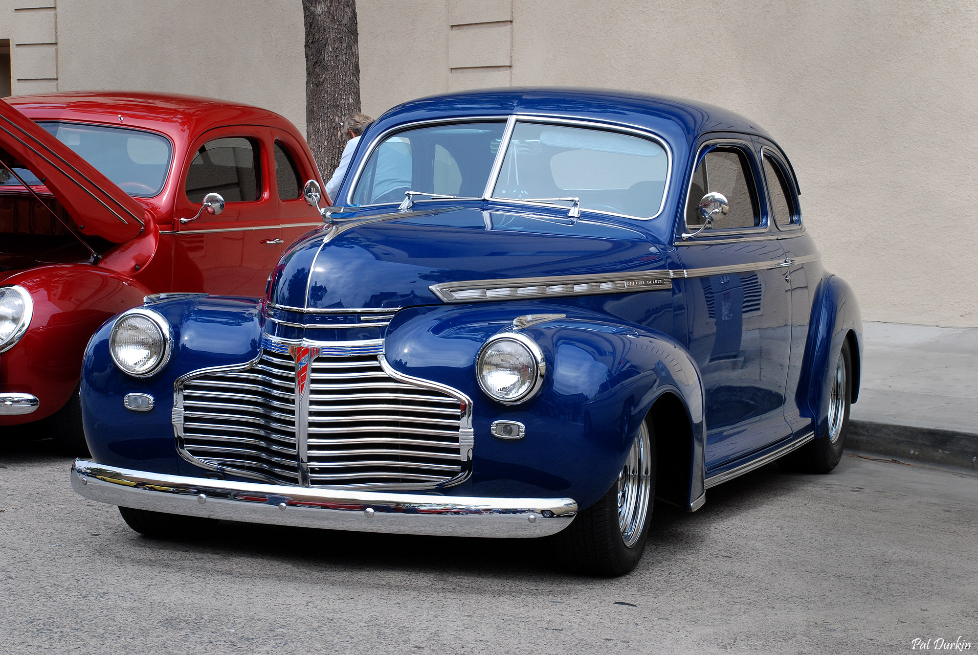 1941 Chevrolet Special Deluxe - Information and photos - MOMENTcar