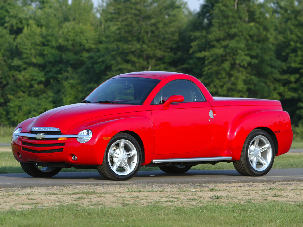2003 chevrolet ssr information and photos momentcar Chevy Tahoe Wiring Diagram  2005 Chevy Impala Headlight Wiring Diagram Chevy Impala Wiring Diagram 05 2500HD Seat Diagram
