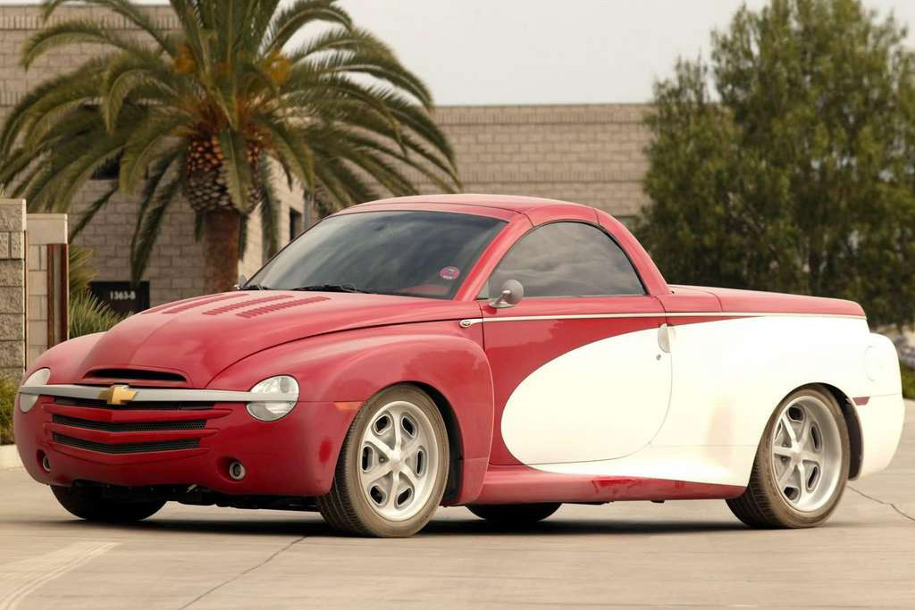 2006 Chevrolet Ssr Information And Photos Momentcar