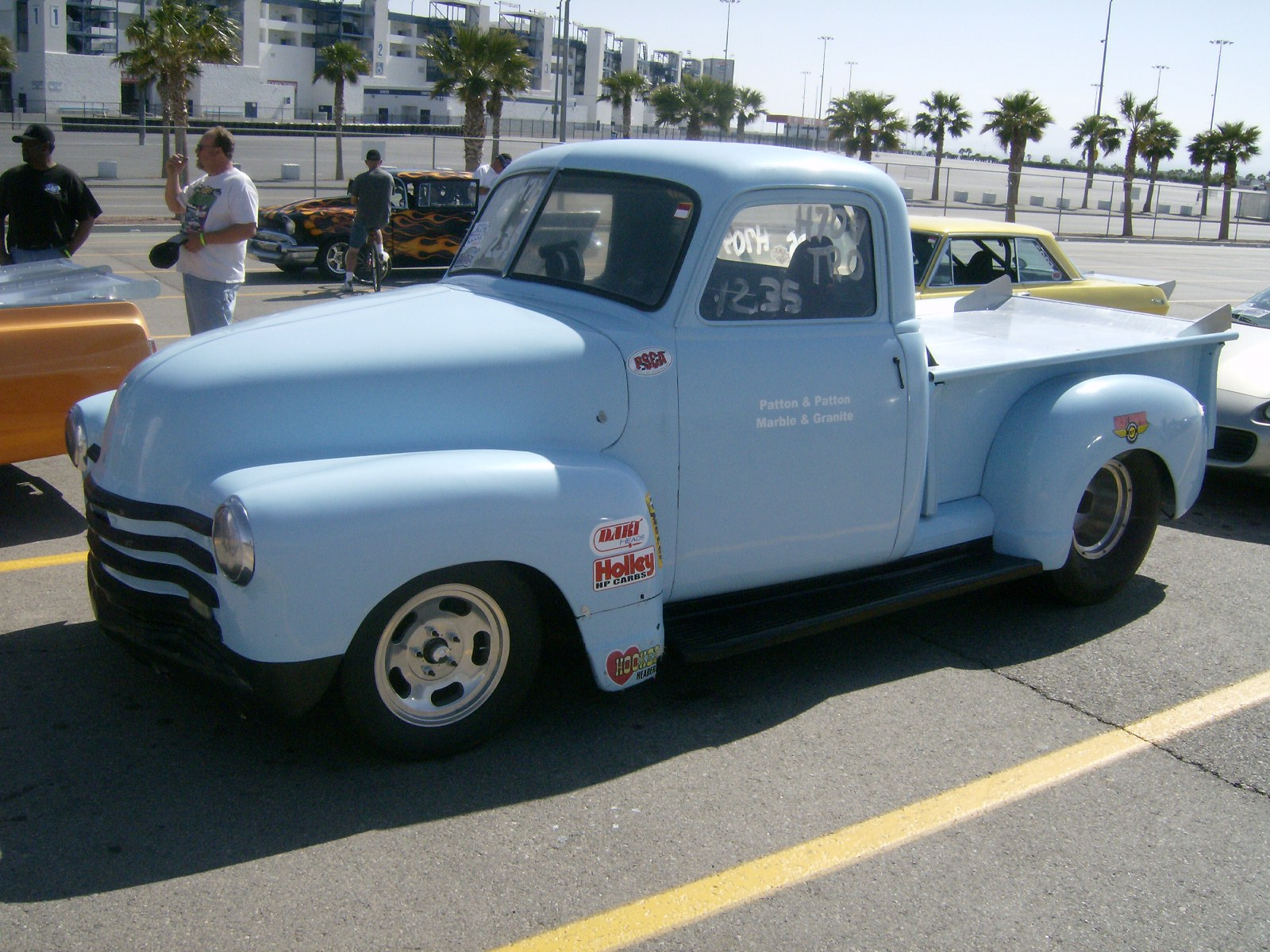 Chevrolet Stepside Pickup #11