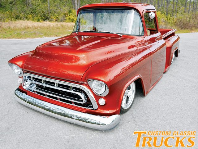 Chevrolet Stepside Pickup #2