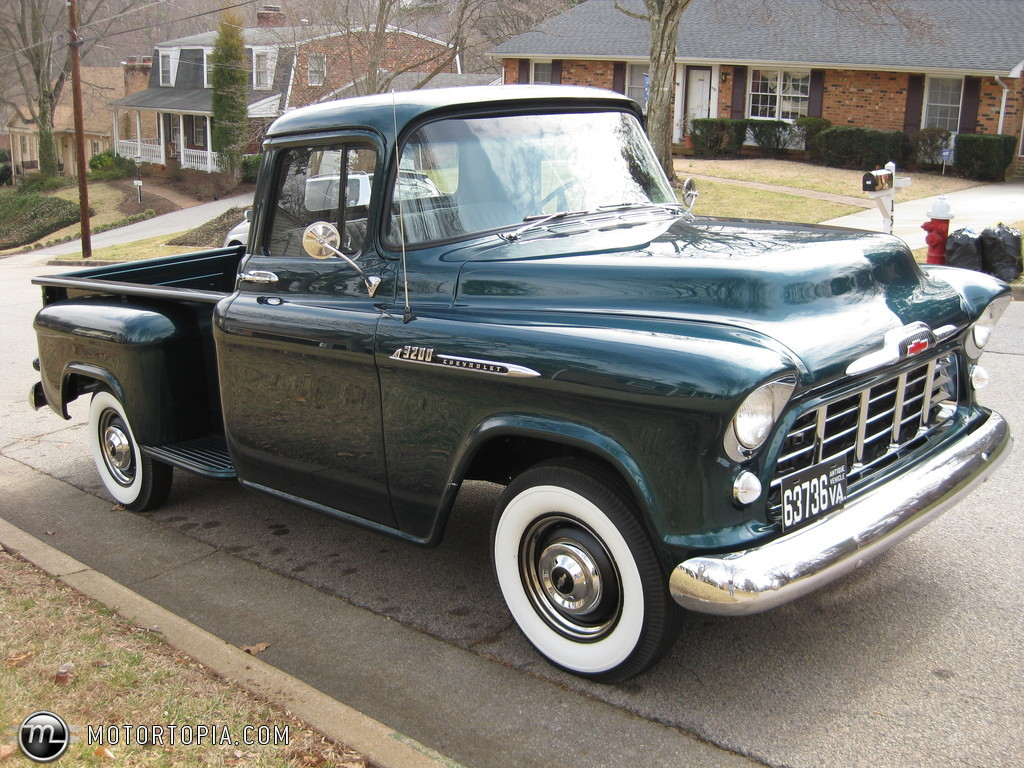 Chevrolet Stepside Pickup #3
