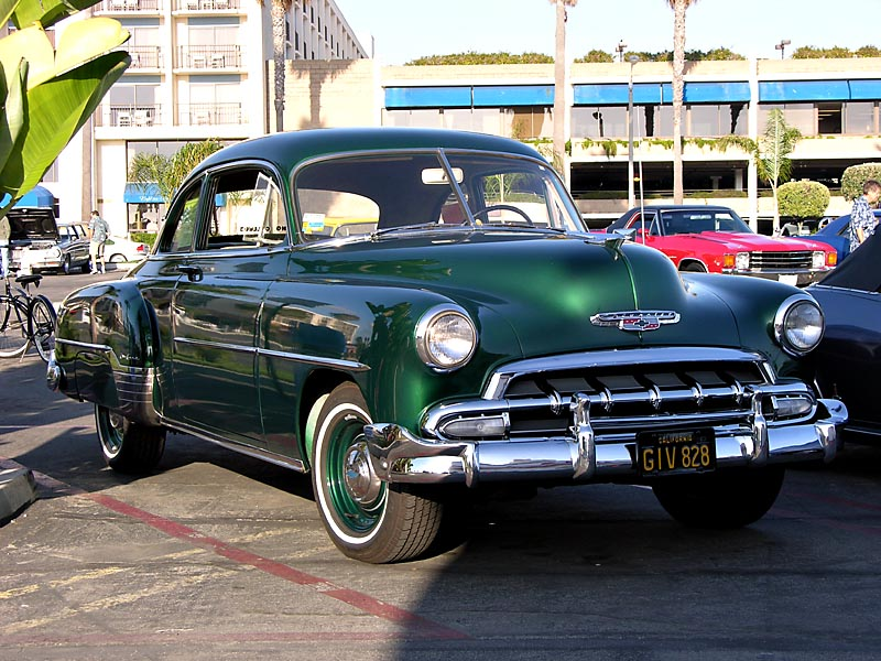 1951 Chevrolet Fleetlines for Sale  Used on Oodle Classifieds