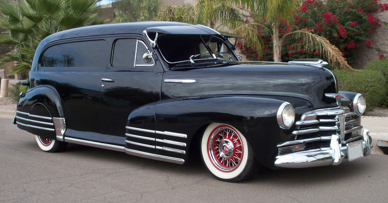 1948 Chevrolet Stylemaster - Information and photos - MOMENTcar