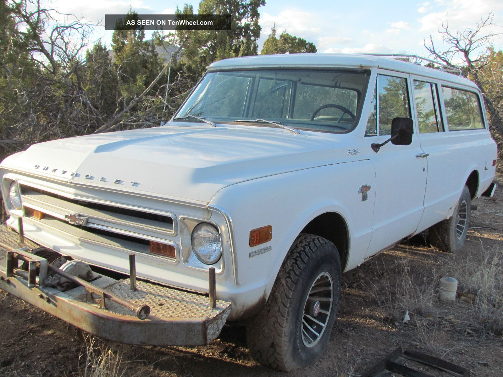 1968 Chevy Suburban 4x4 For Sale All About Chevrolet 1954 New 2018 Premier Source Information And Photos Momentcar