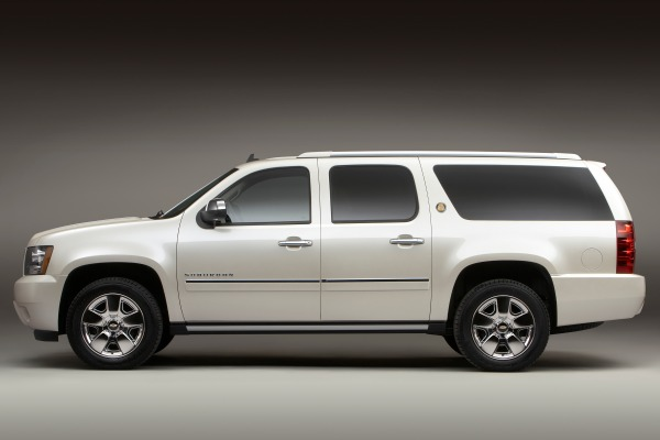 Chevrolet Suburban 75th Anniversary Diamond Edition 1500 #2