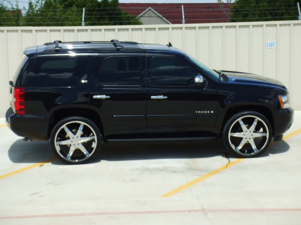 2008 chevrolet tahoe information and photos momentcar