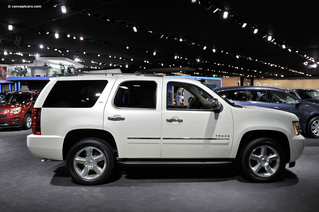 2013 chevrolet tahoe information and photos momentcar. Black Bedroom Furniture Sets. Home Design Ideas
