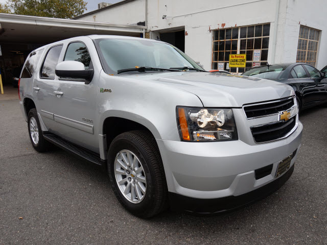 Chevrolet Tahoe Hybrid Base #1