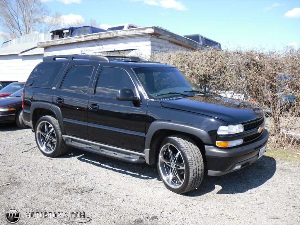 Chevrolet Tahoe Limited/Z71 #10